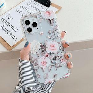 iPhone 11, 12/12 Pro, 12 Pro Max Case Floral Armor